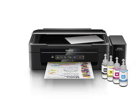 Tinta Epson L385 Epson Meluncurkan Rangkaian Printer Multi Fungsi L Series