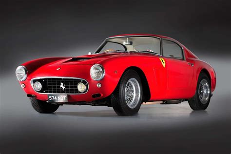 ferrari classic classic ferraris raise 163 8 53m for lifeboat charity by car