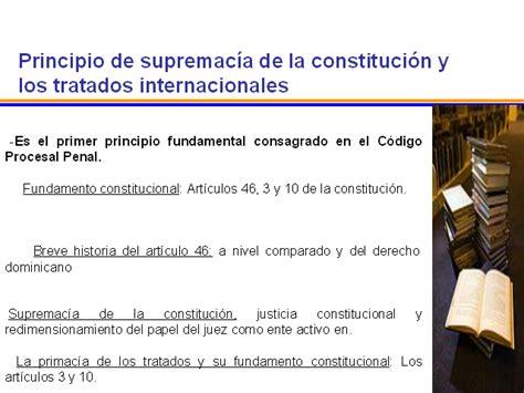 la supremac a de la constituci n y control de los principios fundamentales y constitucionalizaci 243 n del
