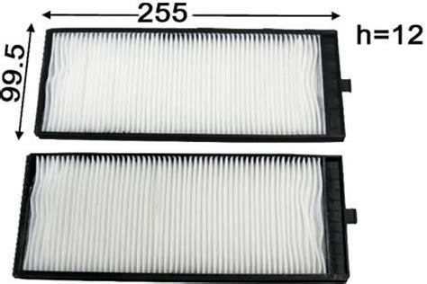 Filter Udarasaringan Udaraair Filter Ac Hyundai Getz Ac Mobil ac9307set cabin air filter hyundai getz 02 kit of 2 rca107p rca107 97617 1c000 wacf5241