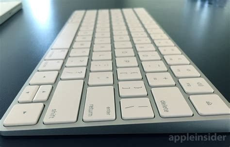 Magic Keyboard Rechargeable review apple s magic keyboard was made to hit the road current mac hardware discussions on
