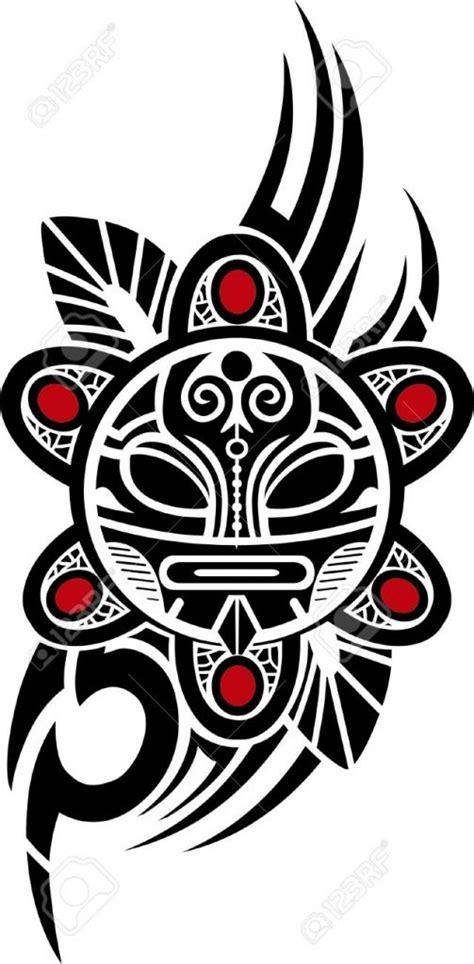 puerto rico tribal tattoos tribal tattoos taino sun tribal vector