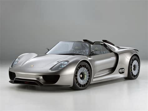 porsche concept 918 spyder porsche 918 spyder concept 03 2010