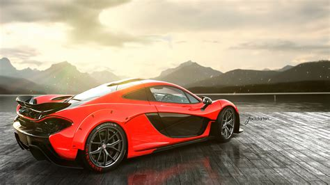 mclaren p1 wallpaper desktop background oi4 cars