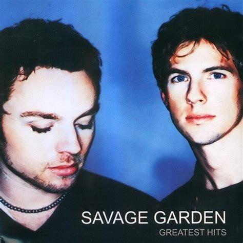 Cd Zorv Album Savage greatest hits savage garden listen and discover at last fm