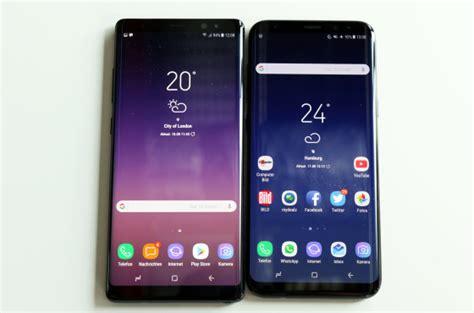 Samsung Galaxy S8 Plus Sein 64gb Dual Sim Fullset Mulus samsung galaxy note 8 test preis release computer bild