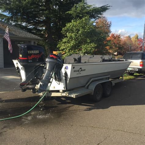 willie boats raptor 2004 24 x 78 quot willie boats raptor 34 500 00 obo