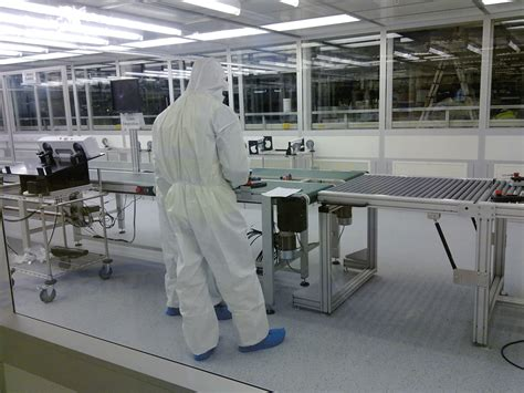 class 1000 clean room cleanrooms client apple operations europe