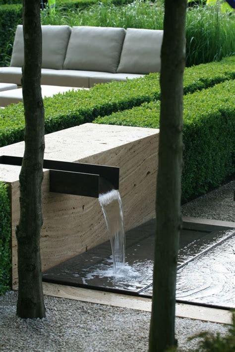 Wasserlauf Garten Modern by Die Besten 17 Ideen Zu Garten Wasserf 228 Lle Auf