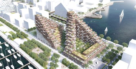designers and architects aart architects to build nicolinehus development in aarhus