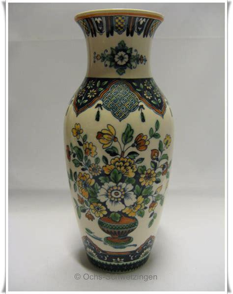villeroy und boch mettlach villeroy boch vase alt mettlach ca 23 5 x 10 cm ebay