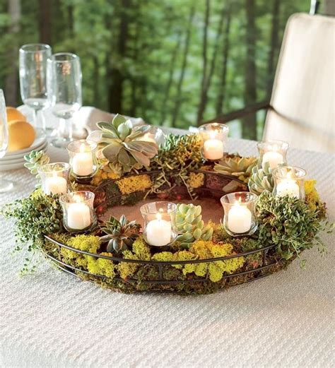 17 best images about centerpieces candles on pinterest
