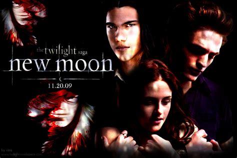 twilight new moon desktop wallpapers
