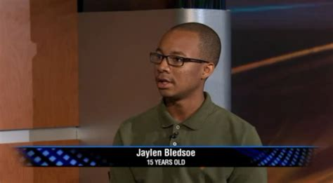 jaylen bledsoe jaylen bledsoe high school sophomore builds 3 5 million