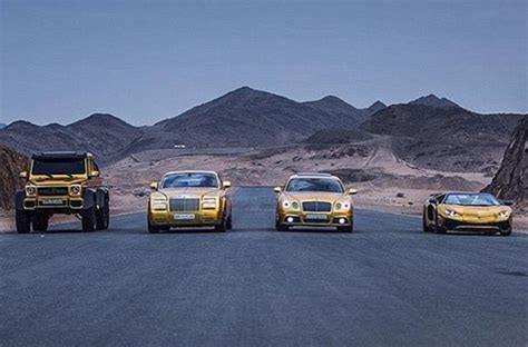 golden fast cars mailonline meets billionaire saudi who owns gold