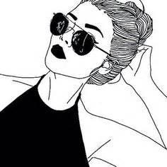 imagenes hipster tumblr en blanco y negro tumblr dibujos hipster buscar con google pintura