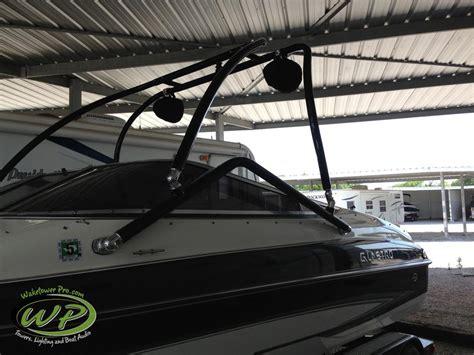 malibu boats gx tower wakeboard tower boat tower waketower speakers pontoon