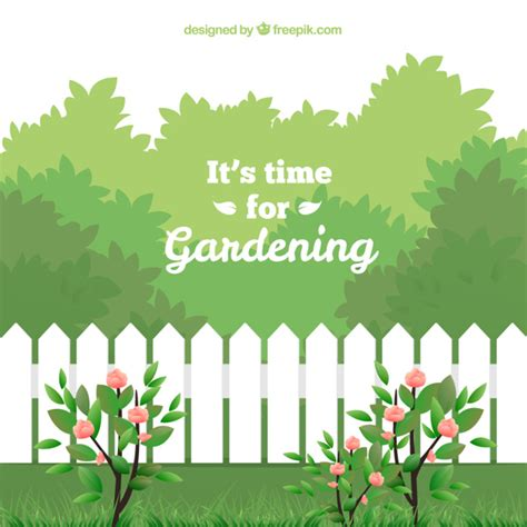Gardening Vector Garden Vectors Photos And Psd Files Free
