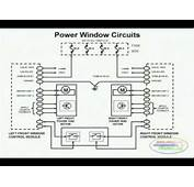 Power Window Wiring Diagram 1  Youtube Within 2004