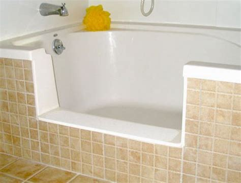 installing bathtub tile comfort walk in tubs offers seniors affordable bathtub to