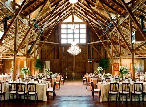 Barn Decorations by Picnic Wedding Reception Ideas Unique Wedding Venue
