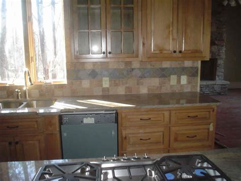 Tiled Kitchen Backsplash by Atlanta Kitchen Tile Backsplashes Ideas Pictures Images
