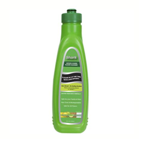 shop shark 32 fl oz hardwood floor cleaner at lowes com