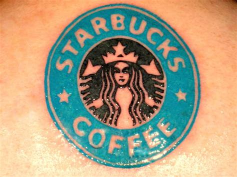 starbuck tattoo seattle ink starbucks anti policy soundtrack of
