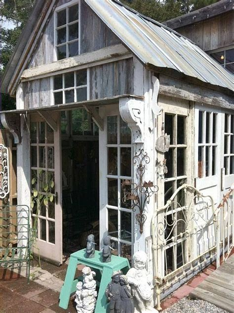 Chalet Habitable 1671 by Made From Windows Bunkies Greenhouses And Potting