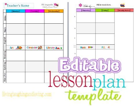 printable lesson plans for preschool teachers free printable lesson plans for kindergarten free
