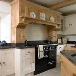 Aga Kitchen Design Range Cooker Splashbacks Kitchen Sourcebook