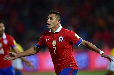 alexis sanchez chile how to watch colombia vs chile live stream online heavy com