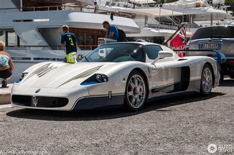 maserati mc12 red maserati mc12 16 july 2016 autogespot