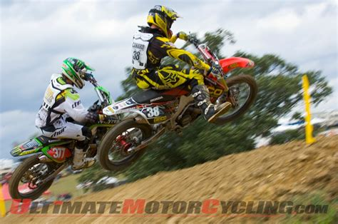 ama outdoor motocross results ama motocross steel city results