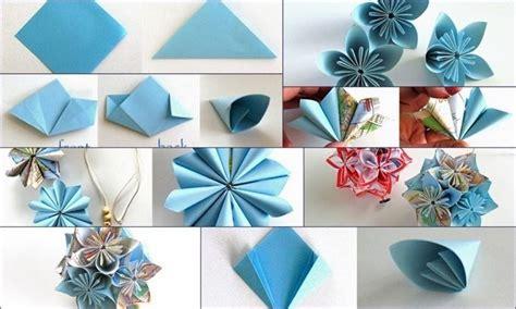 Come Fare Un Fiore Di Carta Facile by Come Fare Fiori Origami Di Grande Effetto Fiori Di Carta