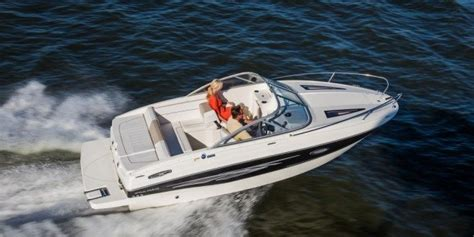 boat show xl bayliner 174 debuts element xl and 642 at miami boat show