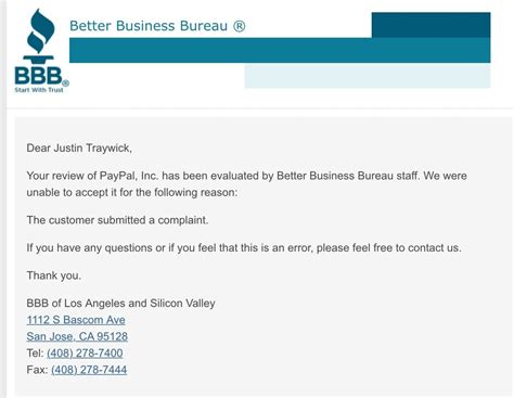 Bbb Number Search Better Business Bureau 53 Reviews Professional Services 1112 S Bascom Ave