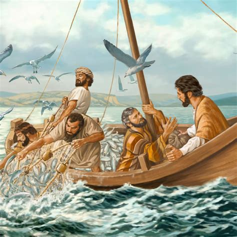 fishing boat in jesus time four disciples will be fishers of men watchtower online