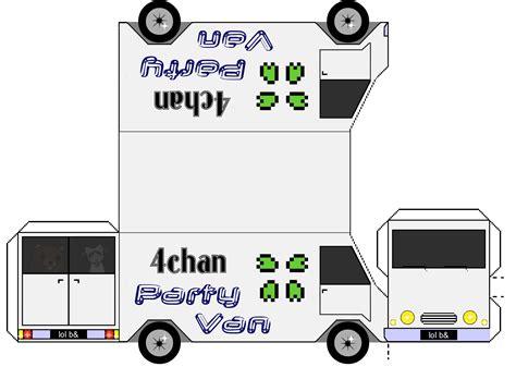 4chan Papercraft - volunteering philantraphy