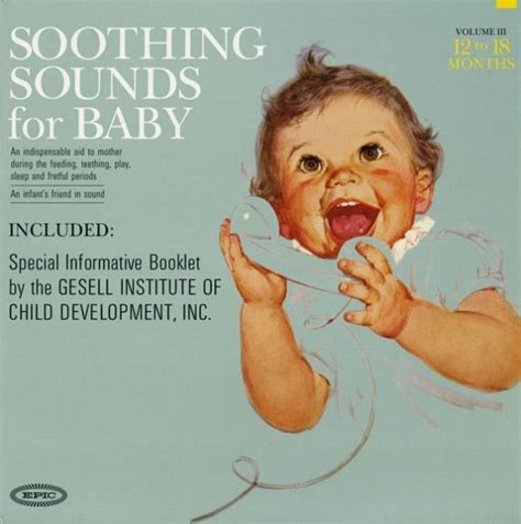 soothing sounds baby
