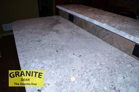 Granite Countertops Overland Park Ks angela mike s new granite countertops match cabinets custom backsplash overland park ks