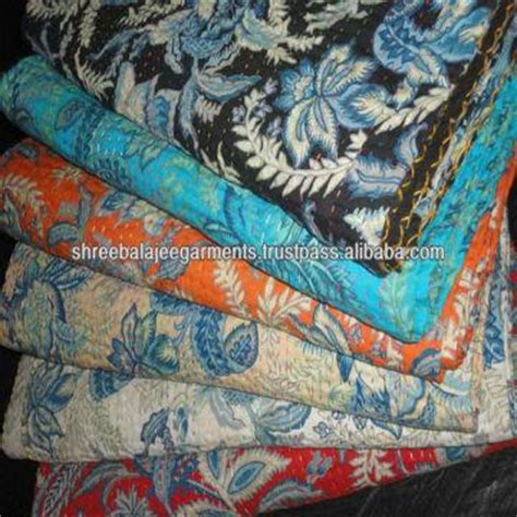 Cheap Handmade Quilts - wholesale indian kantha blanket handmade kantha stitched