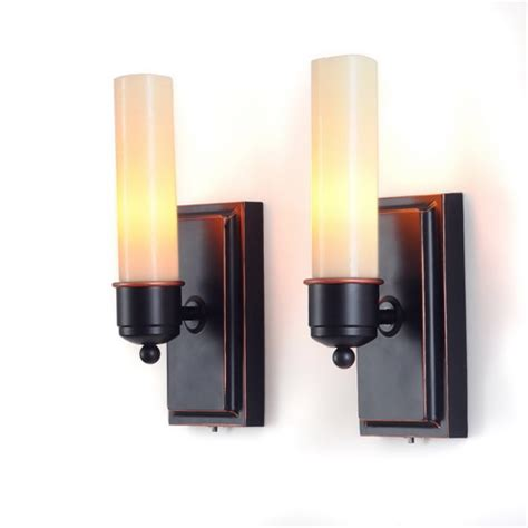 Battery Powered Wall Ls by Battery Wall Sconce Battery Powered Led Wall Sconce Ls