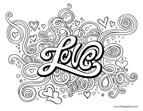 love coloring page for adults 17 best images about adult colouring hearts love