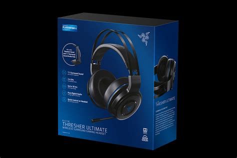 Ultimate 4 Ps4 razer thresher ultimate for ps4 wireless gaming headset