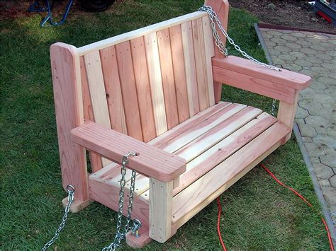 free standing bench swing how to build a freestanding arbor swing how tos diy
