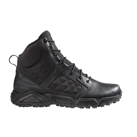 armour speed freek boots ua black 7 inch speed freek tac 2 0 gtx boots 1261915