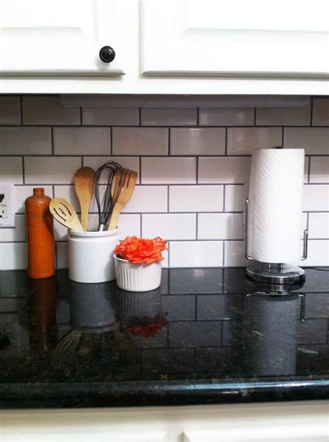 best grout for kitchen backsplash 25 best ideas about white subway tiles on