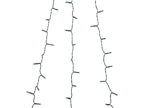 led lichterkette weihnachtsbaum lunartec weihnachtsbaum 220 berwurf lichterkette mit 8