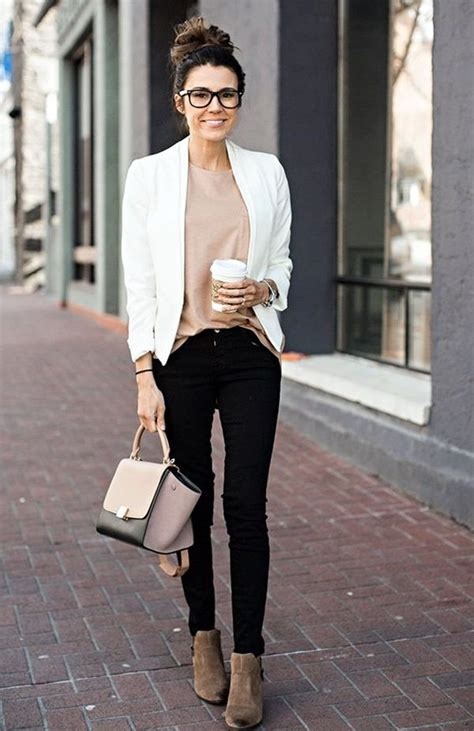 Chic Work Wardrobe by Best 20 Casual Work Ideas On